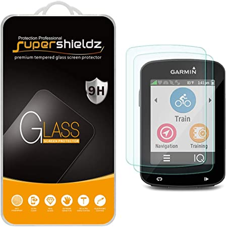 Glass film screen protector for Garmin Edge 520 Plus screen cover protection