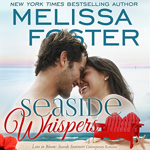 Seaside Whispers audiobook cover art
