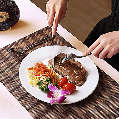 LIANYU 20-Piece Silverware Flatware Cutlery Set