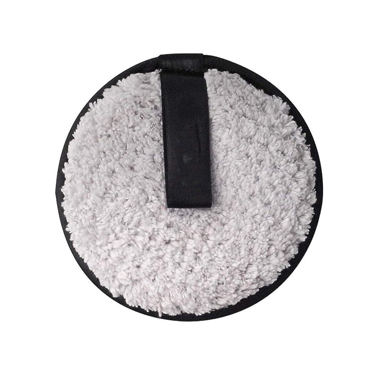生レコーダー絶えずメイク落とし布マジックタオル、再利用可能な洗顔タオル - 化学薬品を含まない、ただ水で化粧をすぐに落とす(6PCS),Gray