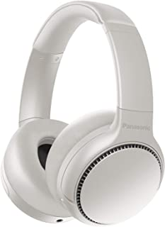 Panasonic Deep Bass Wireless Bluetooth Noise Cancelling Headphones, Sand (RB-M700BE-C)