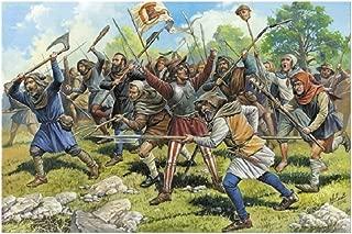 1/72 Medieval Peasant Army