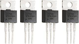 4 Pcs IRL7833 IRL7833PBF N Channel 30V 150A Power MOSFET TO-220AB