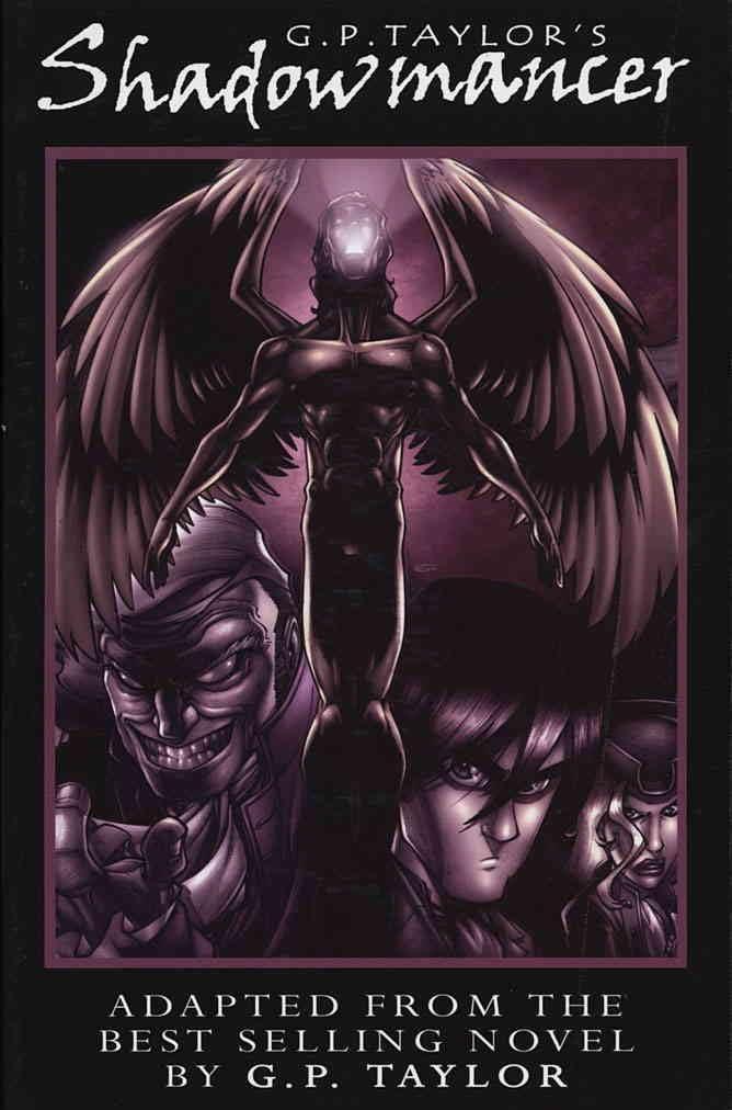 Shadowmancer TPB #1 VF Japan Maker New NM ; Markosia comic Ranking TOP18 book