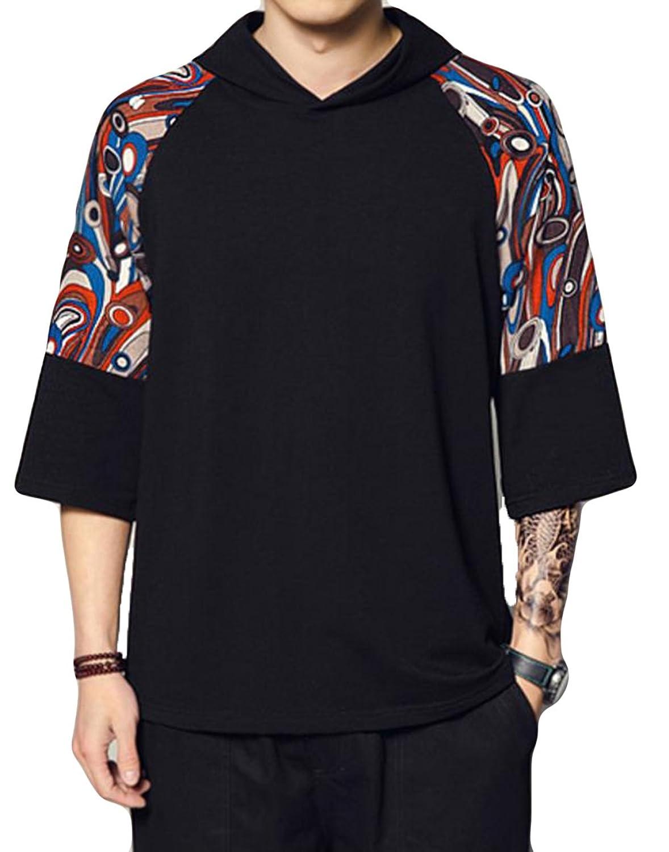 (ニカ)メンズ おしゃれ Tシャツ 半袖 メンズ 春 夏 薄手 カジュアル 無地 メンズシャツ