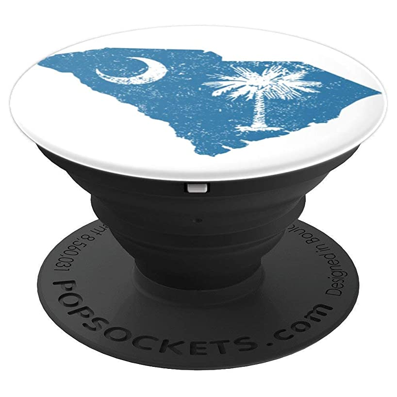 South Carolina State Flag USA Teen Men Women Perfect Gift - PopSockets Grip and Stand for Phones and Tablets