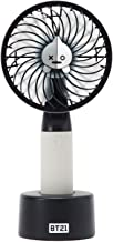 BT21 Official Merchandise by Line Friends - Van Character Mini Handheld Personal Portable Fan