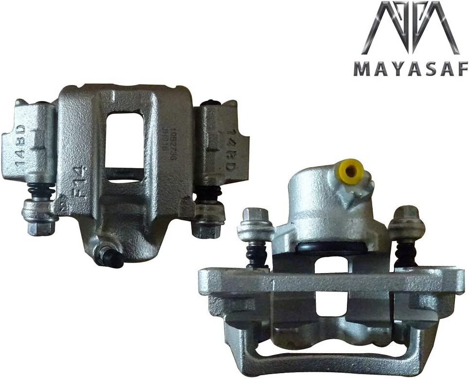 Calipers Without Pads MAYASAF 19B2736 Rear Right Disc Brake ...