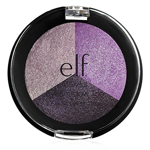 e.l.f. Studio Baked Eyeshadow Trio 81293 (Lavender Love)