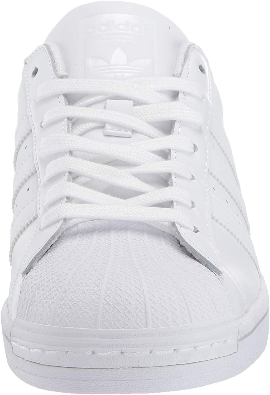 adidas Superstar Ii, Basket mode homme Blanc Blanc Blanc