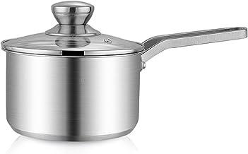 Stoomboot Pot, Soep Pot Koken Pot Voedsel Stoomboot Melk Pan Roestvrij Stalen Kookgerei Pan, Met Handles Inductie Kookplaa...