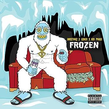 Frozen (feat. Inkstinkz & Loner)