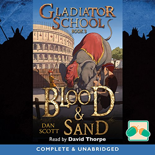 Blood and Sand cover art