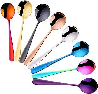 Best deep bowl soup spoons Reviews