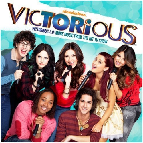 Victorious 2.0:More Music from
