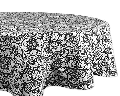 DII CAMZ35275 Cotton Tablecloth for for Dinner Parties,...