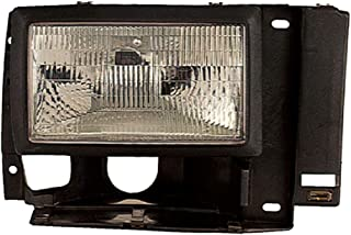 For Ford Bronco Ii|Explorer|Range Headlight 1989 1990 1991 1992 1993 1994 Passenger Right Side Headlamp Assembly Replacement