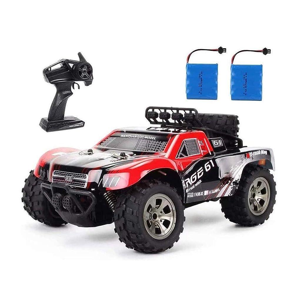 リスキーなインテリア含める1時18分2WD RCカー電動オフロード車の大人2.4GHzの高速バギー車リモートコントロールカーオフロード?ロック?レーシング車キッズホビートラックのおもちゃ