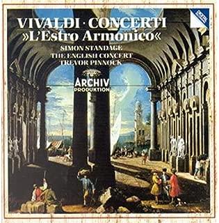 Vivaldi: Concerti L'Estro Armonico