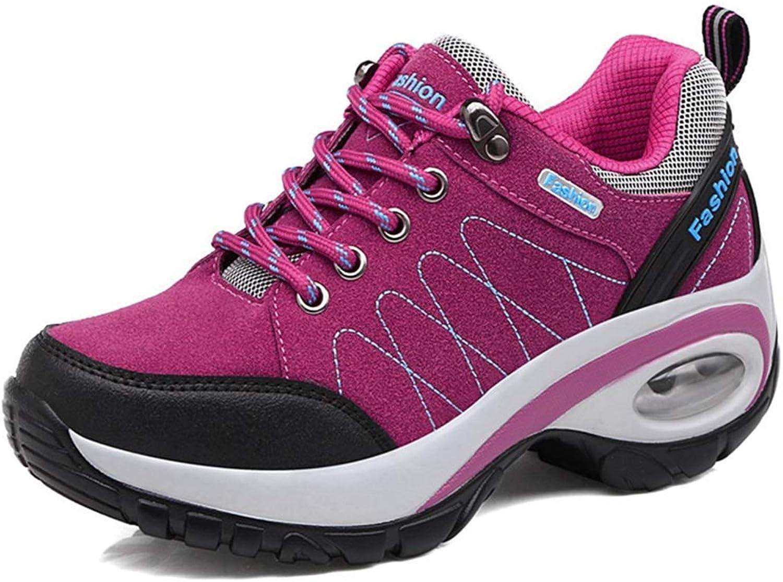 Women's Waterproof Lightweight Hiking Running shoes Non-Slip Outdoor Training Sneakers Hiking shoes