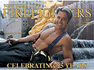 2020 NYC Firefighters Wall Calendar, by Battman