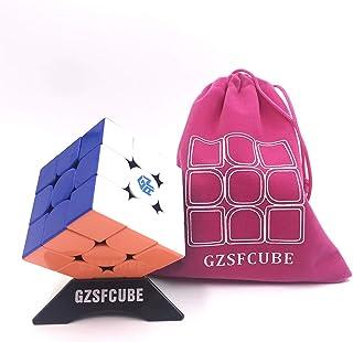 Lyzmor GAN 356 R S 3x3x3 Speed Cube 3x3 Stickerless Magic Cube Puzzle Toys 56mm