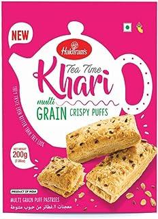 Haldirams Tea Time Khari Multigrain - 200 gm