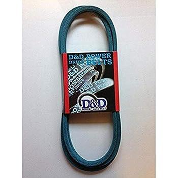 108 Length Aramid D/&D PowerDrive 9543098 MTD or CUB Cadet Kevlar Replacement Belt 1 Band