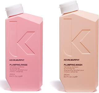 Kevin Murphy Plumping Wash and Rinse for Thinning Hair Duo set, 8.4 oz.