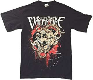 Bullet For My Valentine Worms US Summer 2009 Tour Black T Shirt (2X)