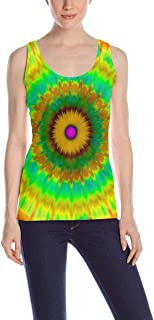 Women's Yoga Tops Workout Clothes Fitness Tank Tops,S-XXL