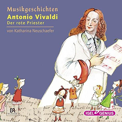 Antonio Vivaldi - Der rote Priester Titelbild