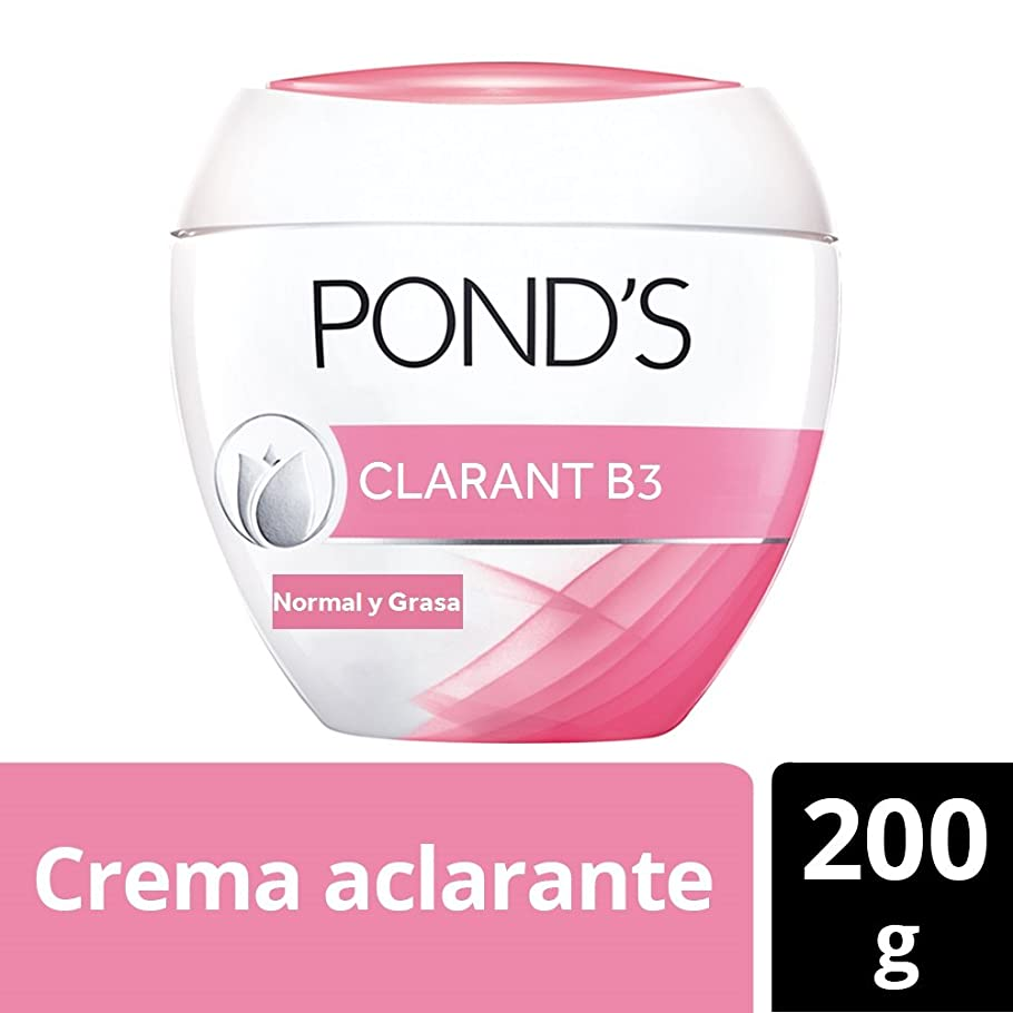 聴衆日常的にエジプト人Pond's Clarant B3 Anti- Dark Spots Moisturizing CreamFor Normal To Oily Skin (並行輸入品)