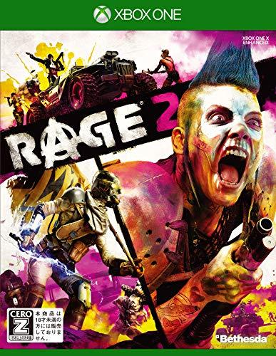 RAGE2-XboxOne【CEROレーティング「Z」】