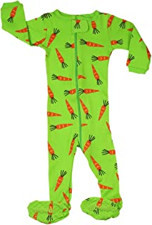 elowel   Pijamas De Niñas   Bebé, Pequeño, Chicas, Ropa De Dormir   1 Pieza   6m, 12-18m 18-24 Meses, 2 3 4 5 Anos   Jiraf...