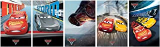 disney cars collector poster