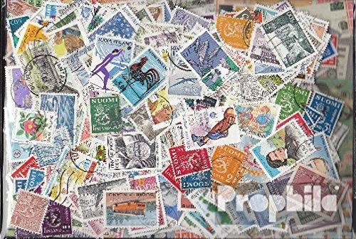 Prophila Collection Finnland 600 Verschiedene Marken (Briefmarken für Sammler)