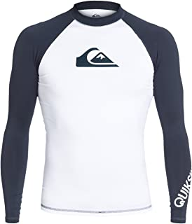 All Time Long Sleeve Rashguard Swim Shirt UPF 50+
