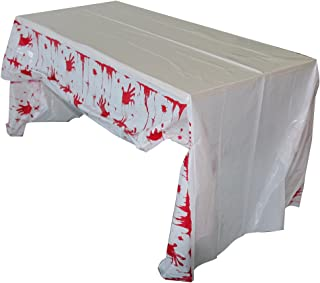 Baosity Halloween DRIP of Blood Bloody Horror DRIP Large Tablecloth Cover