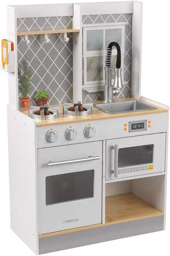 Kidkraft Let S Cook Kitchen Amazon Co Uk Toys Games
