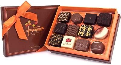 Jacques Torres Chocolate Jacques' Choice 12pc Bon Bon