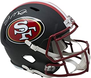 Best 49ers black helmet Reviews
