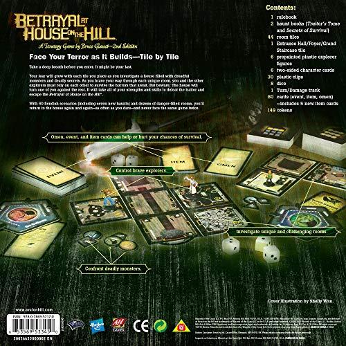 Avalon Hill - 266330000 - Betrayal...