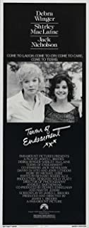 Terms of Endearment POSTER Movie (14 x 36 Inches - 36cm x 92cm) (1983) (Insert Style A)