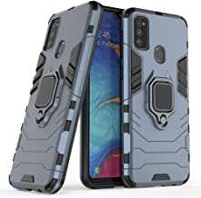 Designed for|Samsung*Galaxy*m30s*black*mobiles*phones*cover*covers*rugged*case*protector*ultra*slim*rubber*armor*ring*ka*backcase* hammer*bumper*stand*army*backcover*silicon*skin*tpu*pouch* protection**shockproof