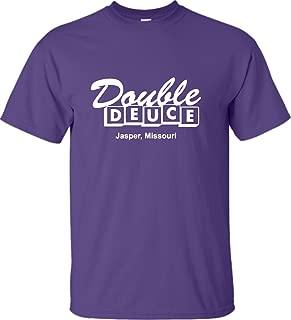 Adult Double Deuce Jasper Missouri T-Shirt