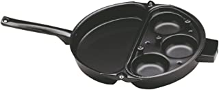 Norpro 665 Nonstick Omelet Pan with Egg Poacher, One Size