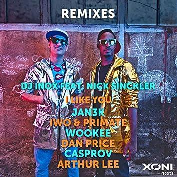 I Like You (Remixes)