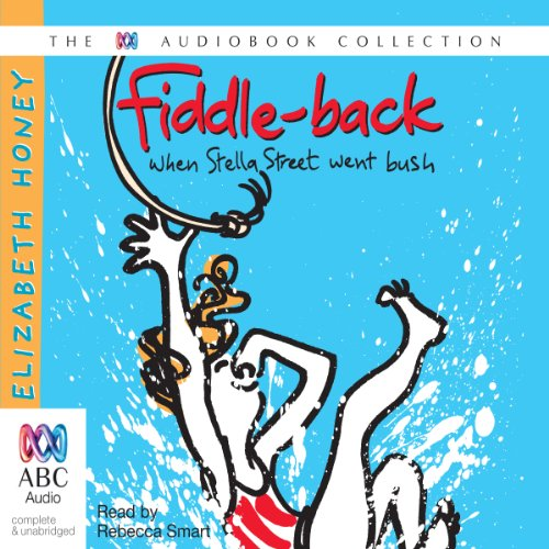 Fiddle-Back audiobook cover art
