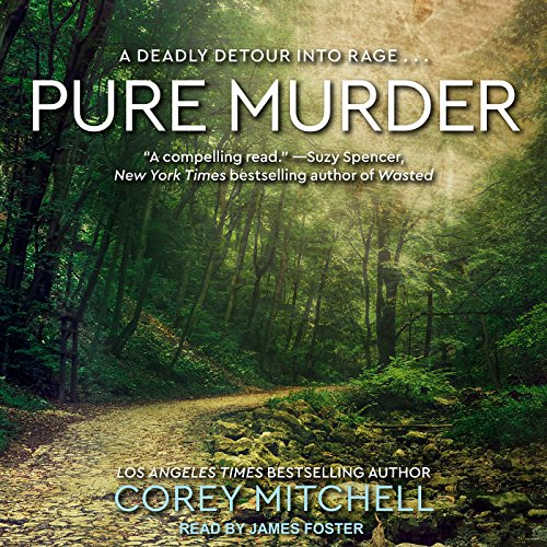 Pure Murder Audiobook By Corey Mitchell cover art